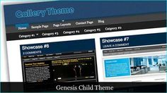 15 Child Wordpress Theme for Genesis Frame Work