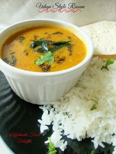 Authentic Food Delights: Udupi Style Rasam