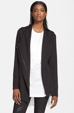 Helmut Lang 'Villous' Hooded Cardigan available at #Nordstrom