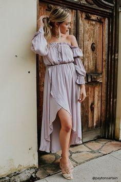 FOREVER 21+ Contemporary Satin Peasant Dress