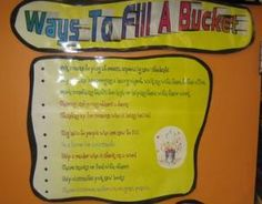 """Introducing """"Bucket Filling"""" to Your Students   Scholastic.com"""