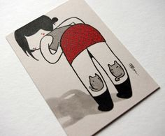 Another one by Stasia Burrington.