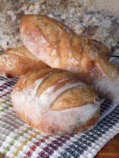 Homemade Bread...julia child recipe