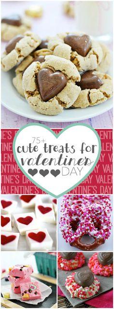 75+ Cute Valentine's Desserts