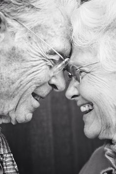 Grow old together!