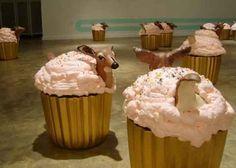 Andrea Canalito - Bambi in a cupcake
