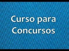 Português Básico para Concursos - Conjugação completa dos verbos - Profª...