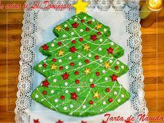 Tarta de navidad, Receta por Lolioctubre1963 - Petitchef