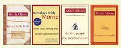 All Mitch Albom books.