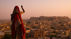 A young girl's kite soared above Jaisalmer, India. From National Geographic travel photo contest entries. Jaisalmer, Go Fly A Kite, Kite Flying, Beautiful World, Beautiful Places, We Are The World, National Geographic Photos, India Travel, India Trip