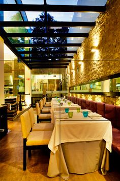 Central Restaurante http://centralrestaurante.com.pe/ Such a classy restaurant in my city