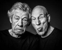 Andy Gotts. Retratos de famosos