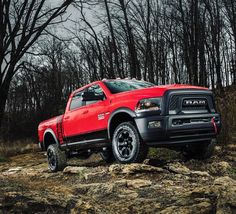 Introducing the 2017 Ram Power Wagon. #CAS16 #RamPowerWagon #GutsGloryRam