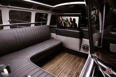 Custom Vw Bus Interior Kindig It Design Custom Volkswagen - - jpeg Kombi Trailer, Vw T1 Camper, Volkswagen Bus, Interior Kombi, Vw Beach, T3 Vw, Kombi Home, Vw Vintage, Mini Bus