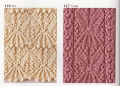 Knitting Stitches, Knitting Designs, Knitting Patterns, Stitch Patterns, Diy And Crafts, Projects To Try, Chart, Texture, Tutorial