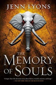 Amazon.com: The Memory of Souls (A Chorus of Dragons Book 3) eBook: Lyons, Jenn: Books