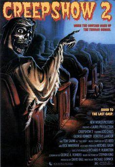 "Cartel película ""Creepshow 2"" 1987"