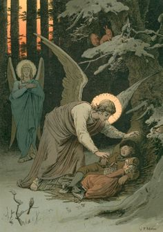 """""""Do not despise the children. Their angels behold the face of God in glory."""""""