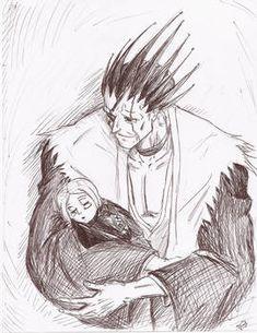 TooMuchVitaminA User Profile | DeviantArt Kenpachi Zaraki, Character Description, Drawing Tools, User Profile, Bleach, Literature, Deviantart, Manga, Drawings