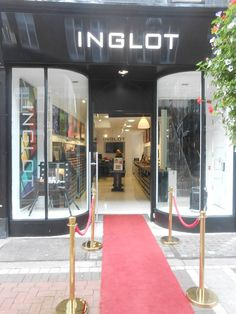 New Inglot Store - South Anne Street, Dublin