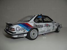 modelcar BMW 635 CSi produced by AUTOart BMW dealer edition 1:18 2
