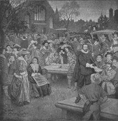 """From Scots History Online:  HILLBILLY (Hillbillies)  The origin of this American nickname for mountain folk in the Ozarks and in Appalachia comes from Ulster. Ulster-Scottish (The often incorrectly labeled """"Scots-Irish"""") settlers in the hill-country of Appalachia brought their traditional music with them to the new world..."""