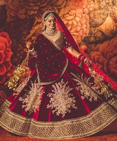 Sabyasachi Bridal Lehenga Online on Happy Shappy. Browse trending collection and price range for bridal and wedding. You can also find 2020 latest design, replica, red designs and rent in Delhi. Sabyasachi Lehenga Bridal, Latest Bridal Lehenga, Indian Bridal Lehenga, Indian Bridal Outfits, Indian Bridal Fashion, Indian Bridal Wear, Anarkali, Bridal Dresses, Indian Bride Dresses