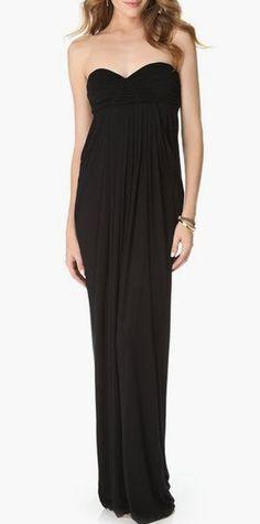 Long Fortuna Dress