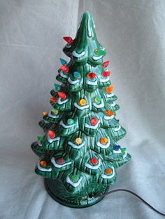 20 Charming Vintage Christmas Decorations....old school!