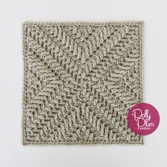 As Time Goes By is square number 19 (tenth free) of the Stardust Melodies Crochet Along –a texture-rich afghan square crochet along.Click here to read more about the event and how you can partici…