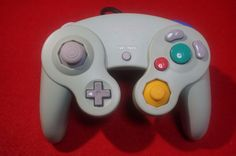 Nintendo Game Cube Controller Tales of Symphonia Symphonic Green limited Edition