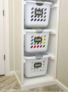 Laundry sorting