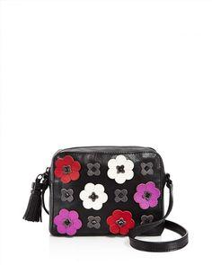 157.50$  Buy now - http://viwsd.justgood.pw/vig/item.php?t=jufqc43524 - Rebecca Minkoff Floral Appliqué Camera Bag