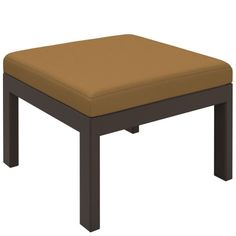 Tropitone 730508SC  Table Lakeside Single Base with Cushion available at Hickory Park Furniture Galleries