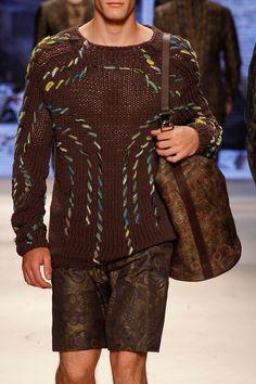 monsieurcouture:  Etro S/S 2016 Menswear Milan Fashion Week