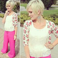 23 Long Pixie Hairstyles                                                       …
