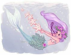 Mermaid fun