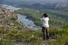Best places to hike and backpack in Texas