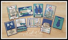 Truly Tailored -Stampin' Up!