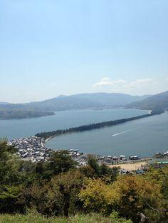 Amanohashidate, Kyoto Prefecture, Japan