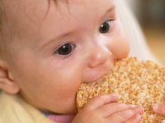 Reiswaffeln – Krebserregendes Arsen in Snacks für Kleinkinder