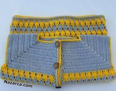 Crochet Bebe, Boho Shorts, Fitness, Sweaters, Crochet Dresses, Health, Art, Fashion, Farmhouse Rugs
