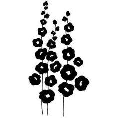 http://www.ellenhutson.com/impression-obsession-cling-stamp-set-full-bloom-hollyhocks/