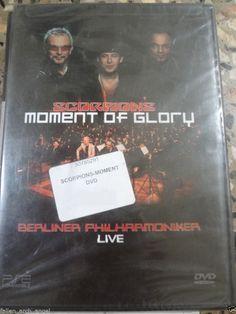 Scorpions: Moment of Glory / New DVD