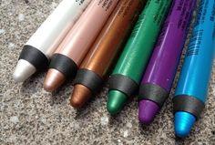 Drugstore Version of Make Up Forever Aqua Shadow? Milani Shadow Eyez Eyeshadow Pencil