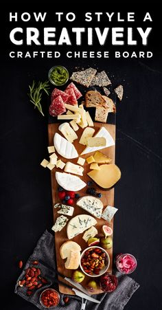 We're serving up endless cheese board inspiration all holiday season long with the Castello Cheese Board Builder. Learn how to style a creatively crafted cheese board for every occasion here.