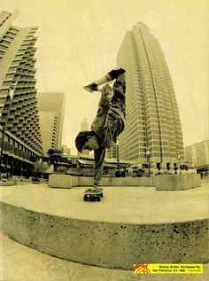 Rodney Mullen - One of my all-time heroes...