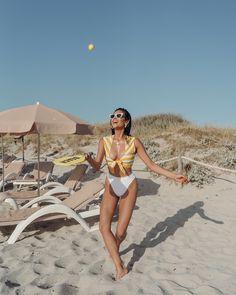 Shay mitchell bikini photos in formentera, ibiza - gceleb - celebrity media Summer Beach, Summer Vibes, Beach Bum, Bikini Beach, Bikini Swimwear, Halter Swimsuits, Beach Look, Summer Travel, Bikini Top