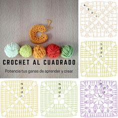 Crochet Patterns, Crochet Stitches, Free Pattern, Crochet Necklace, Tricot, Vintage Crochet, Crochet Purse Patterns, Crochet Throw Pattern, Knitting Squares
