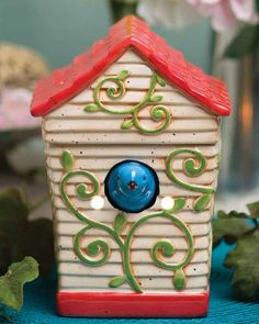 Birdhouse Scentsy Warmer August 2013 Scentsy Warmer of the Month